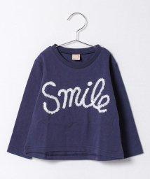 petit main/チュールロゴTシャツ/500135636
