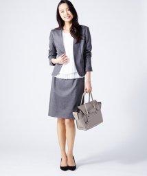 JIYU-KU /【定番スーツ】Sartiハイツイストプレシャスジャージー スカート/500151794