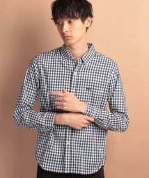 KRIFF MAYER/ブランドロゴマルチステッチシャツ/500130098