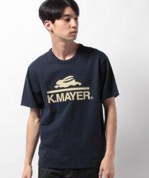 KRIFF MAYER/TOUGHTEE半袖スウェットロゴ/500130100