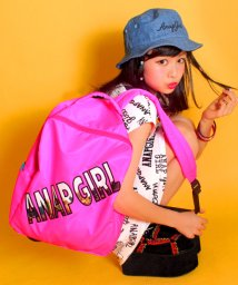 ANAP GiRL/転写ロゴリュックサック/500131882