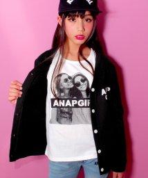 ANAP GiRL/ロゴカーディガン&Tシャツ SET/500131888