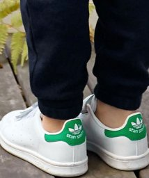 green label relaxing (Kids)/WEB限定【adidas(アディダス)】スタンスミス ケリー17cm−21cm/500137489
