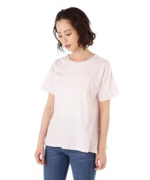 NATURAL BEAUTY BASIC/【andGIRL4月号/JJ5月号掲載】CALIFONIA COMPACT Tシャツ/500152312