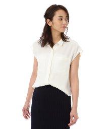 NATURAL BEAUTY BASIC/【美人百花 5月号掲載】ダブルポケットシャツ/500154607