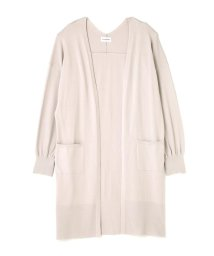 PROPORTION BODY DRESSING/《BLANSHIC》レーヨンナイロンニットカーディガン/500154657