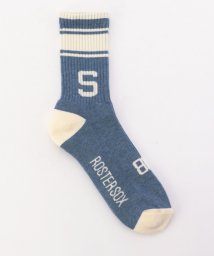 SHIPS JET BLUE/ROSTER SOX: CITY COLLEGEシティカレッジ/500157086