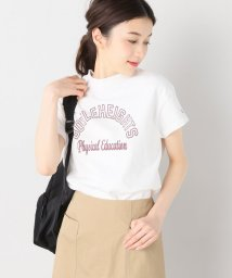 SLOBE IENA/CHAMPION 45 Tシャツ/500157784
