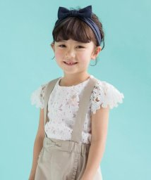 KUMIKYOKU KIDS/【TODDLER】La Denntelle カットソー/500159486