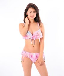 VacaSta Swimwear/【BENETTON】GIGA盛グラデーションワイヤービキニ/500127673