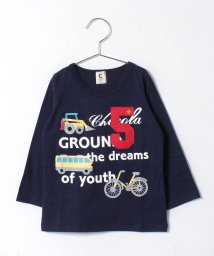 Green Parks(Kids)/chocola wish ・サイクリングTシャツ/500137898