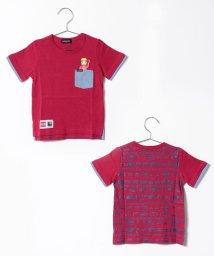 kladskap/トミカ胸ポケット半袖Tシャツ/500148329