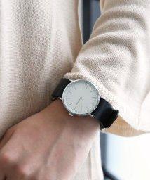 colleca la/シンプル文字盤腕時計/500150468