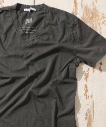 JOURNAL STANDARD relume Men's/《予約》USAコットン VネックTシャツ◆/500162422