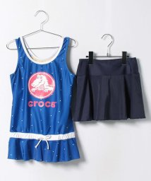VacaSta Swimwear(Kids)/crocs ロゴタンキニ/500129766