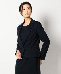 JIYU-KU /【洗えるスーツ】ウォッシャブルストレッチポンチ ジャケット/500168170