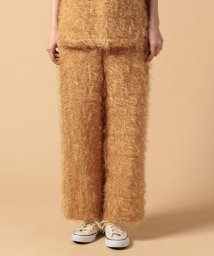 beautiful people/【セットアップ対応商品】cut fur cloth pants/500150181