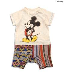 BREEZE / JUNK STORE/Disney(ディズニー) ミッキー男児ロンパス/500161248