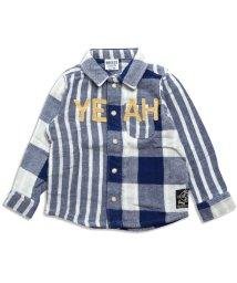 BREEZE / JUNK STORE/クレイジーチェックシャツ/500143030