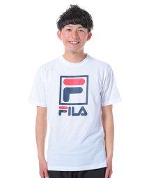 FILA/ベア天 半袖Tシャツ/500131997
