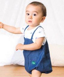 baby ampersand / F.O.KIDS MART/男児セパレート風ロンパス/500140729
