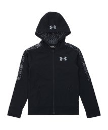 UNDER ARMOUR/アンダーアーマー/キッズ/UA STRETCH WOVEN FZ HOODY/500176628