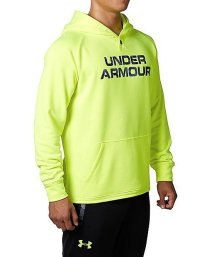 UNDER ARMOUR/アンダーアーマー/メンズ/UA BASEBALL AS HOODY LS/500176697