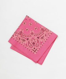 URBAN RESEARCH DOORS/PAISLEY BANDANA/500177808