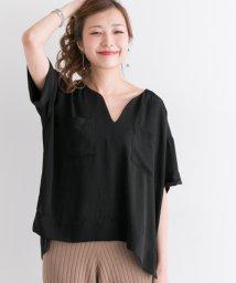 URBAN RESEARCH ROSSO/ポケット付Tシャツブラウス/500178801