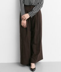 URBAN RESEARCH ROSSO/Lirica Flare Wide Pants/500178978