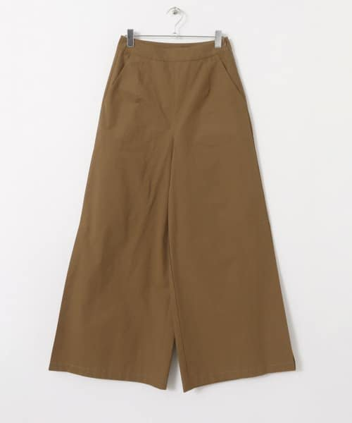 URBAN RESEARCH ROSSO(URBAN RESEARCH ROSSO)/Lirica High slit wide pants/RB74-24B001
