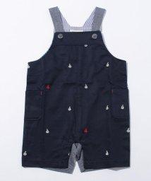 SENSE OF WONDER/ヨット刺繍サロペット/500153259