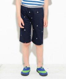 SENSE OF WONDER/ヨット刺繍パンツ/500153300