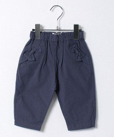 ポケットリボン7分丈パンツ