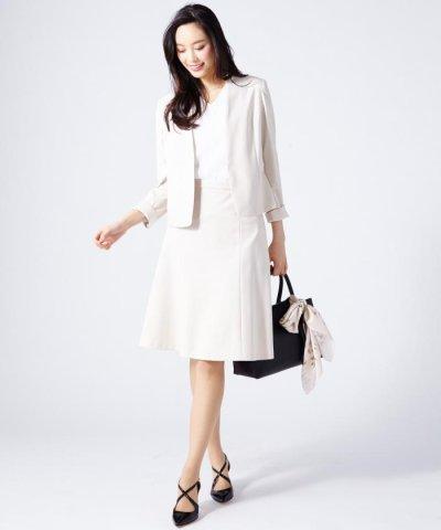 【洗えるスーツ】ハイコンパクトモクロディスカート