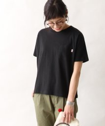 coen/【新色追加・『LEE』2017/5月号掲載】USAコットンクルーネックポケットTシャツ/500181180