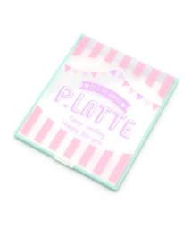 PINK-latte/フラッグロゴミラー/500181926