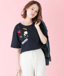 URBAN RESEARCH/ワッペンTシャツ/500182629