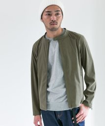 URBAN RESEARCH DOORS/Faked Suede Riders JACKET/500183186