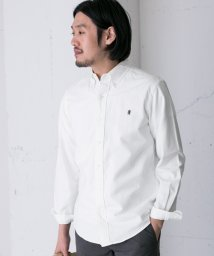 URBAN RESEARCH DOORS/GYMPHLEX OXFORD LONG−SLEEVE SHIRTS/500183388
