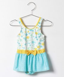 VacaSta Swimwear(Kids)/BENETTON 花柄Aラインワンピース/500132061