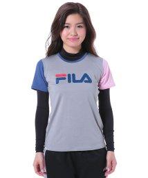 FILA/マイクロスムース半袖T+インナーSET/500132002