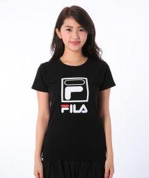 FILA/ベア天 ロゴTシャツ/500132006