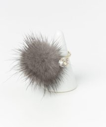 URBAN RESEARCH Sonny Label/dix MINK BALL RING/500192447