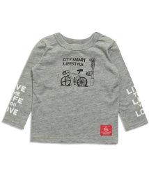 F.O.KIDS / F.O.KIDS MART/cycling長袖Tシャツ/500155404