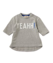 green label relaxing (Kids)/【BABY】YES/YEAH Tシャツ 7L/500166685