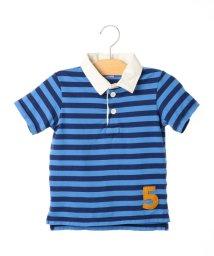 SHIPS KIDS/SHIPS KIDS:ラガーシャツ 2017SS(100〜130cm)/500195752
