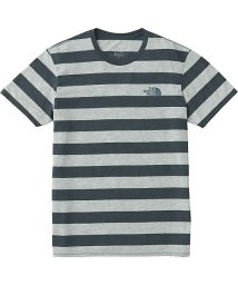 THE NORTH FACE/ノースフェイス/メンズ/S/S COLOR HEATHERED BORDER TEE/500198314