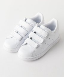 green label relaxing (Kids)/WEB限定【adidas(アディダス)】スタンスミス CFI 14cm−16cm/500160505