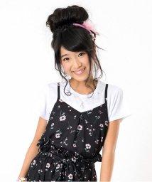 ALGY/花柄キャミ&Tシャツセット/500149763